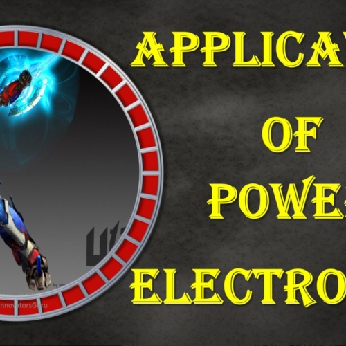 Application of Power Electronics