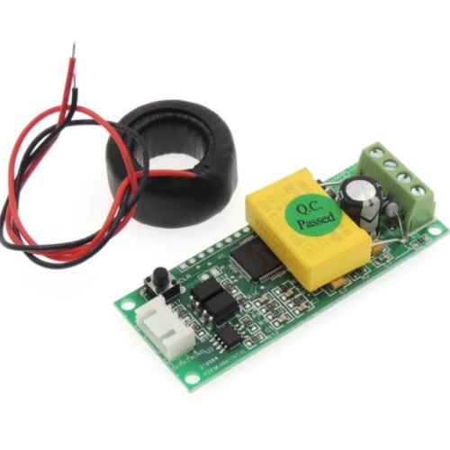 PZEM-004T Maximum 100A AC Multifunction Power Monitoring Communications Module Monitor Module