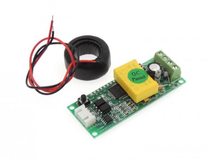 PZEM-004T Maximum 100A AC Multifunction Power Monitoring Communications Module Monitor Module