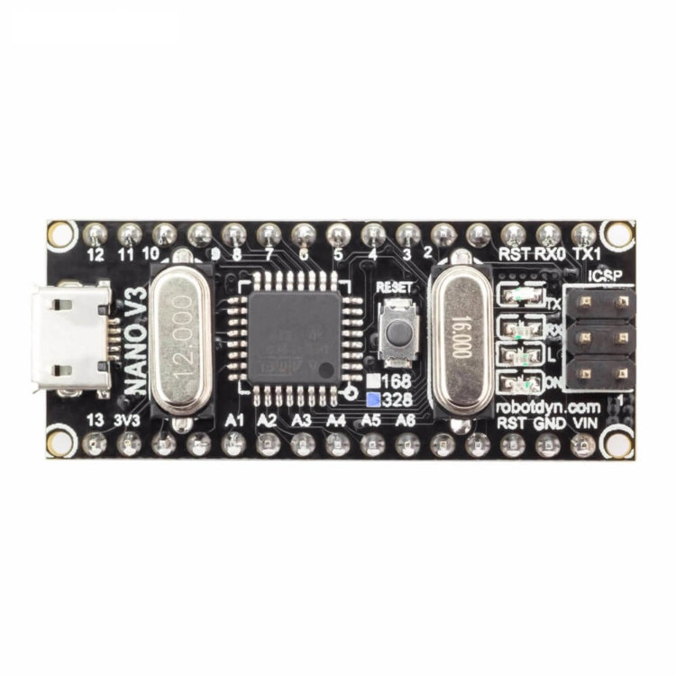 Lcd interfacing with arduino nano innovatorsguru