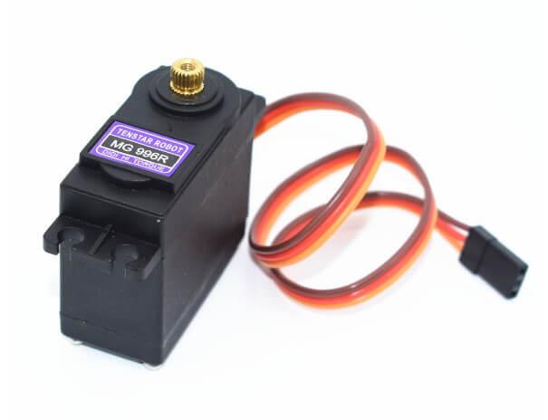 servo motors metal gear