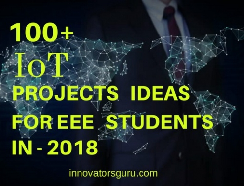 IoT Project Ideas