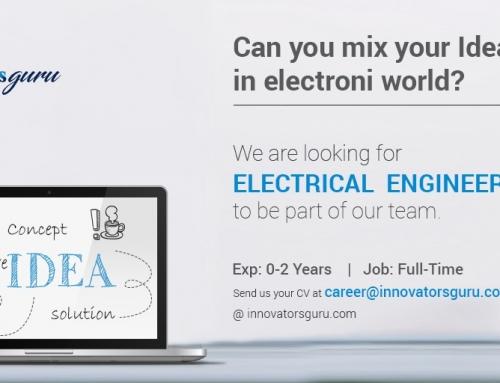 Electrical Engineer Jobs || InnovatorsGuru Pune