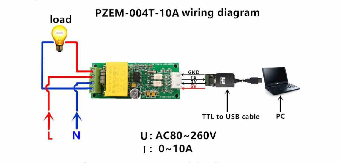 Learn everything about PZEM-004T V3 Module | Arduino Code 2
