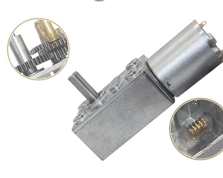 metal-gear-dc-motor