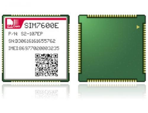 SIM7600E 4G GSM Module | 2G 3G 4G Modem SIMCOM
