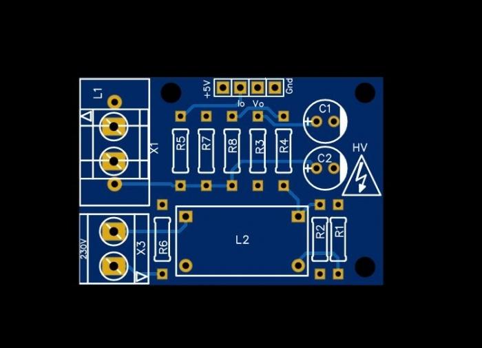 AC measurement using Arduino
