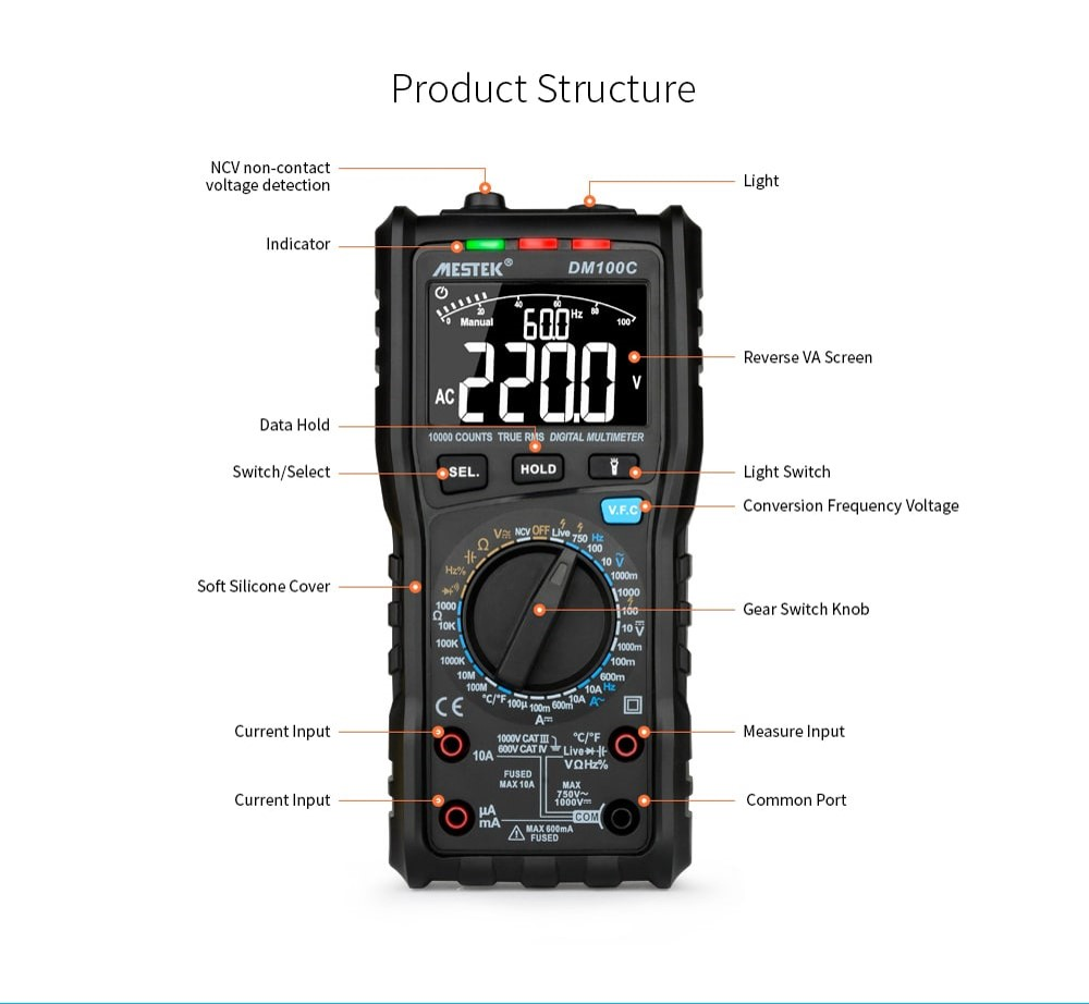 DM100C Review Price Specifications