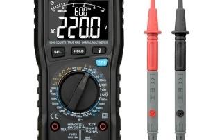 MESTEK DM100C Digital Multimeter