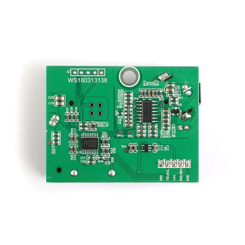 infrared PM2.5 sensor