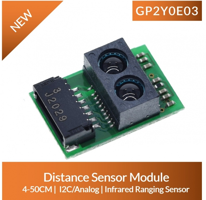 GP2Y0E03 Distance Sensor