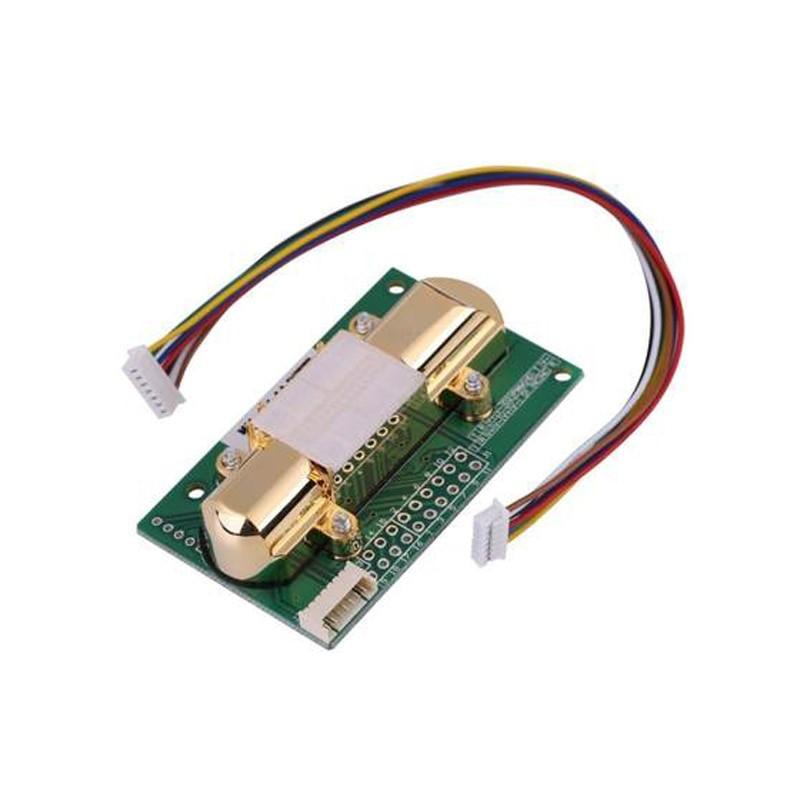 MH-Z14A Arduino Code