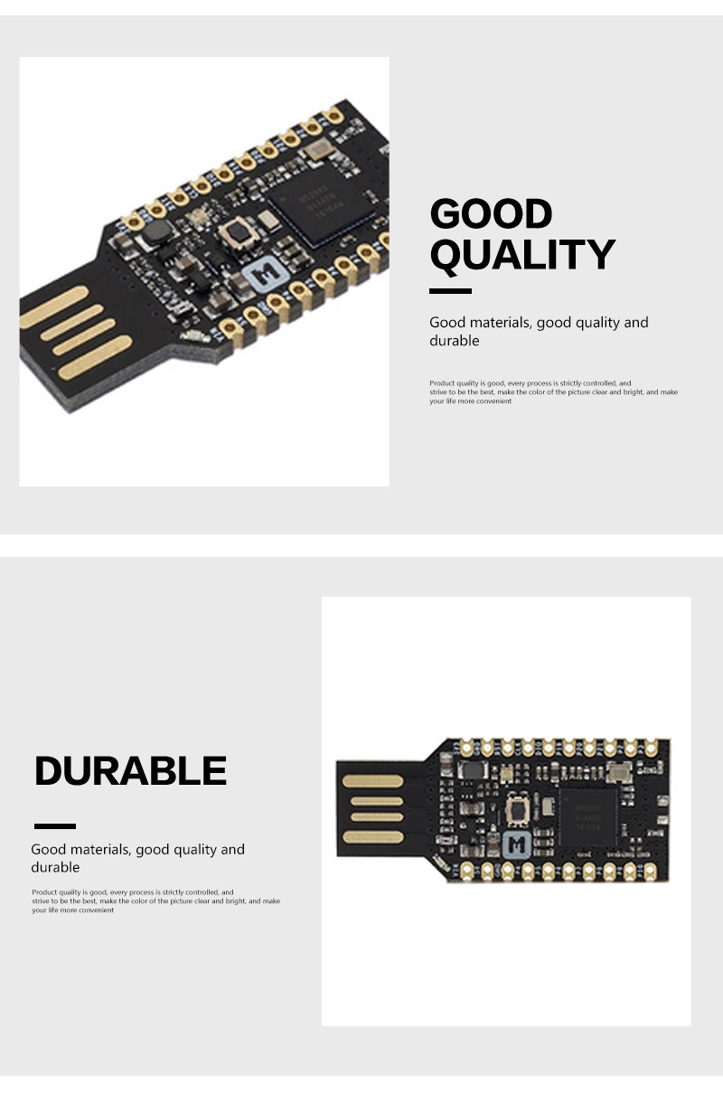 nRF52840-USB-Dongle-Micro Dev Kit