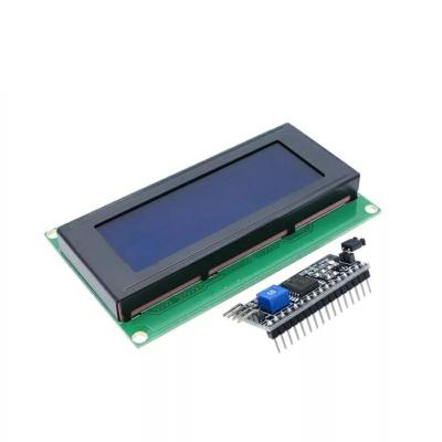 2004 lcd i2c display arduino