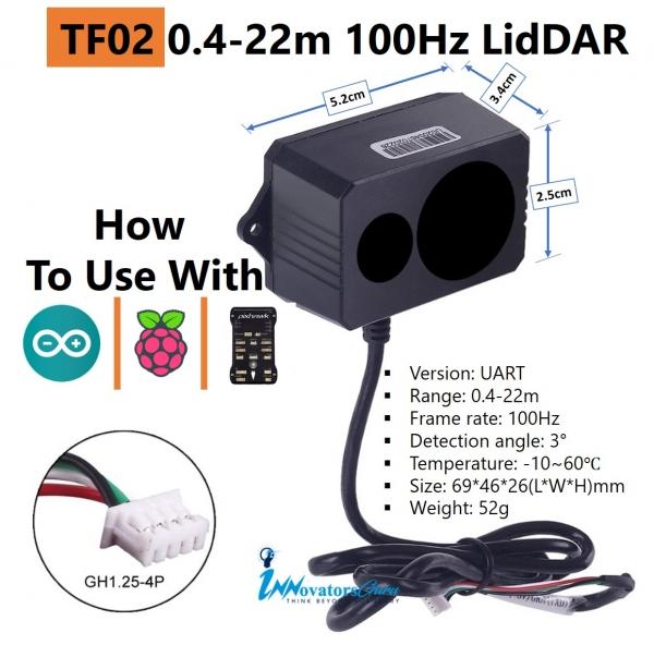 TF02 Lidar